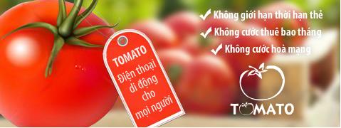 Ưu đãi gói cước Tomato Viettel